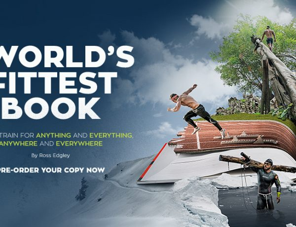 The World's Fittest Book | Pre-Order COMPETITION