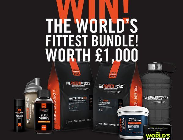 THE WORLD'S FITTEST BUNDLE